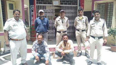 Photo of ट्रेक्टर चोरी के फरार आरोपियों को पुलिस ने दबोचा
