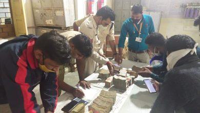 Photo of Ujjain-फायनेंस कंपनी के कर्मचारियों से लाखों रुपए बरामद
