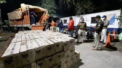 Photo of खास खबर-चिमनगंज पुलिस ने पकड़ी लाखों की अवैध शराब