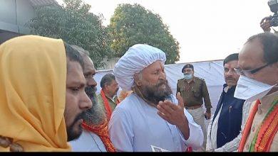 Photo of नाराज संतों ने मुख्यमंत्री शिवराज चौहान से की शिकायत
