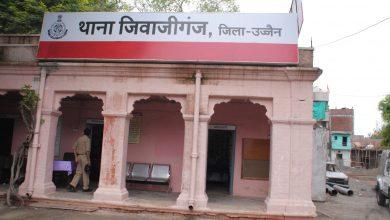 Photo of Ujjain-जिम में कर रहे थे कसरत, पुलिस ने मारा छापा