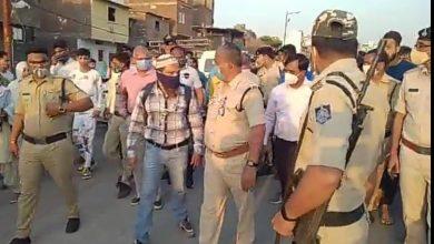 Photo of बेगमबाग में हंगामा, सूचना देने पहुंचे अधिकारियों को घेरा