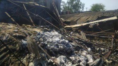 Photo of UJJAIN-रुई फैक्ट्री में लगी भीषण आग, लाखों का नुकसान
