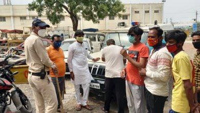 Photo of Ujjain-बीमार को ले जा रही कार को रोका, अस्पताल में मौत