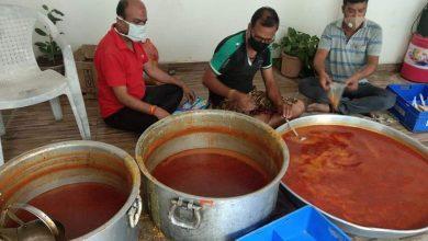 Photo of श्री गुरु भक्त परिवार जरूरतमंदों तक पहुंचा रहा है भोजन