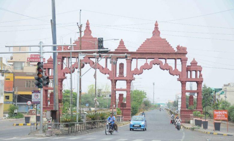 Ujjain Lockdown