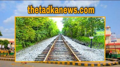 Photo of 7 साल से बंद रेलवे ट्रेक पर अभी नहीं दौड़ेगी ट्रेन