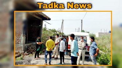 Photo of मेडिकल कॉलेज के कर्मचारी ने फांसी लगाई