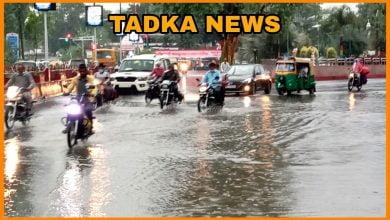 Photo of उज्जैन जिले में यहां हुई इस साल की सबसे अधिक बारिश