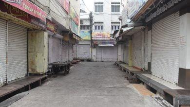 Photo of लॉकडाउन: बाजार बंद सड़कों पर आवागमन चालू