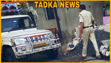 Photo of फिल्मी अंदाज में पुलिस ने किया पीछा, वाहन छोड़कर भागे तस्कर